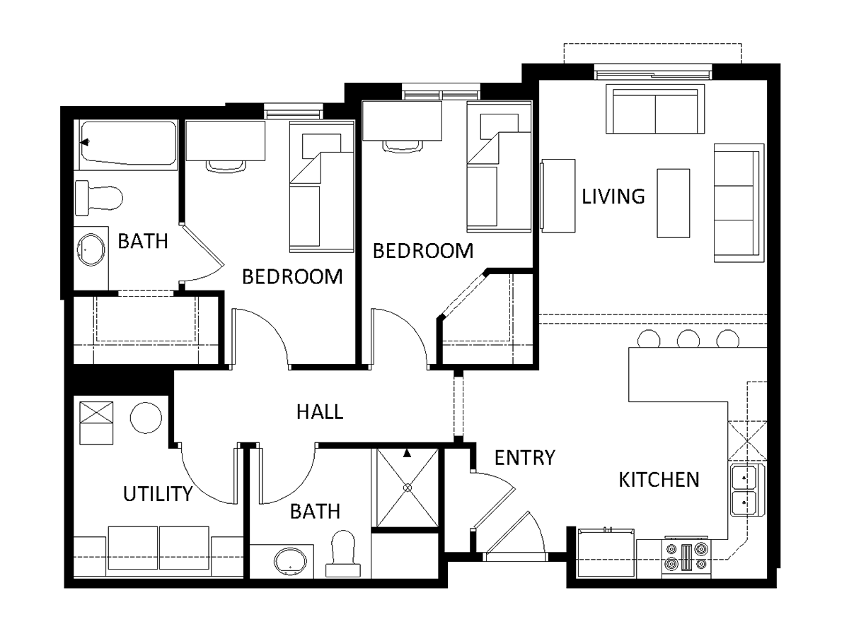 2d 3d 2dh and more floor plan products Bad floor plans examples